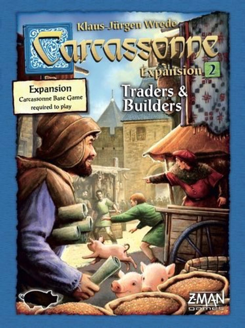 Carcassonne Builders & Traders