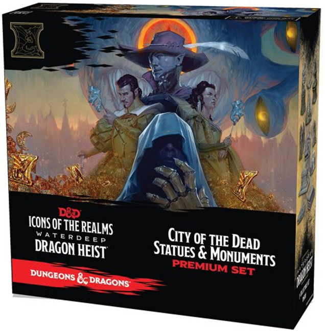 IotR: Waterdeep Dragon Heist: City of the Dead