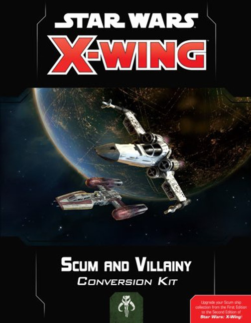 Scum & Villany Conversion Kit