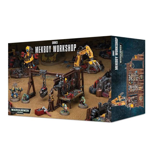 50-28 Ork Mekboy Workshop
