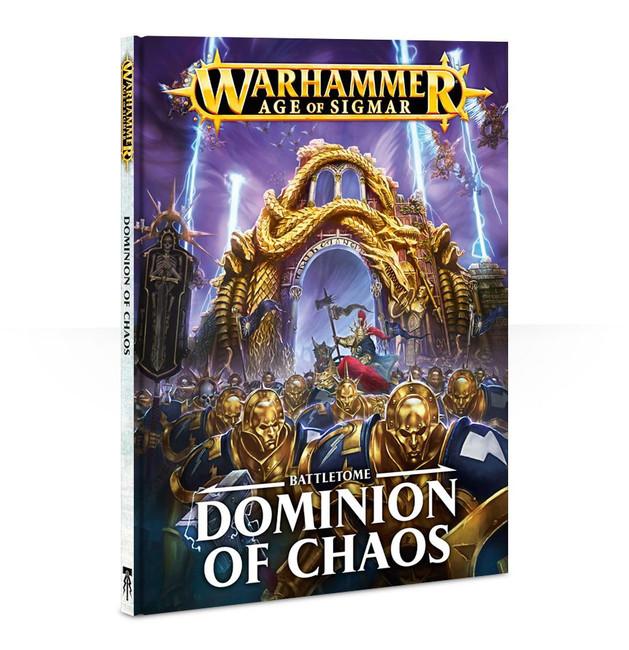 83-05 Battletome: Dominion of Chaos