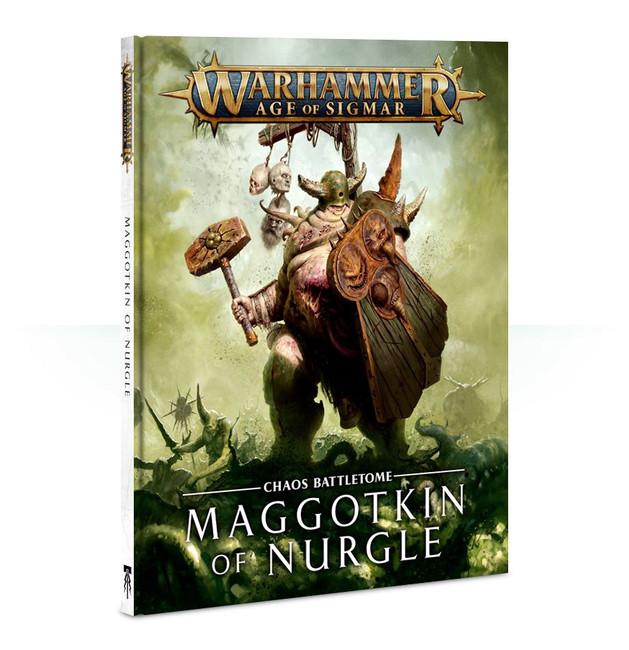 83-58 Battletome: Maggotkin of Nurgle