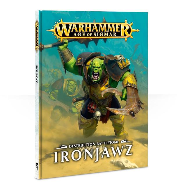 89-01 Battletome: Ironjawz (1e)