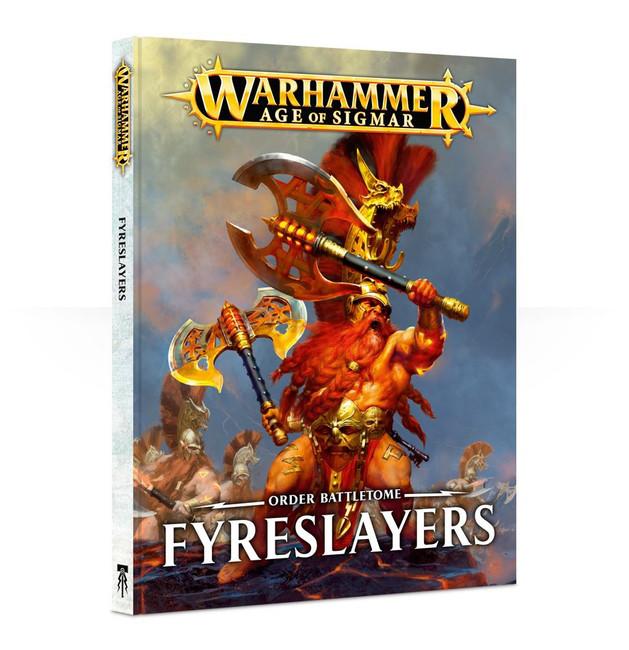 84-01 Battletome: Fyreslayers (1e)