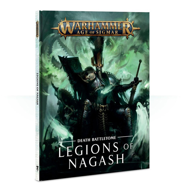 91-04 Battletome: Legions of Nagash