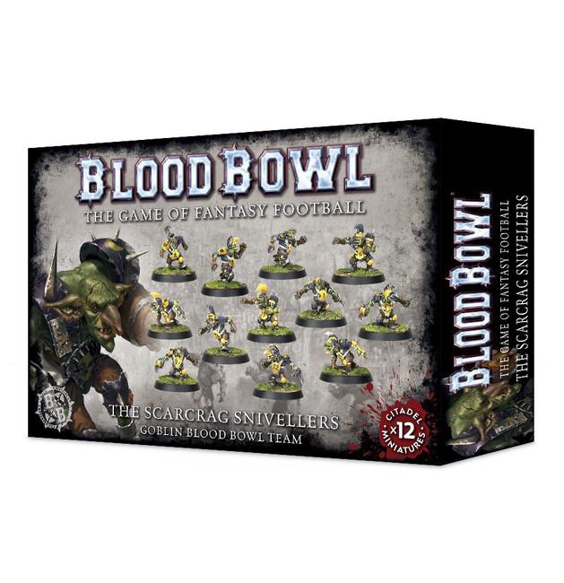 200-27 Blood Bowl: Scarcrag Snivellers