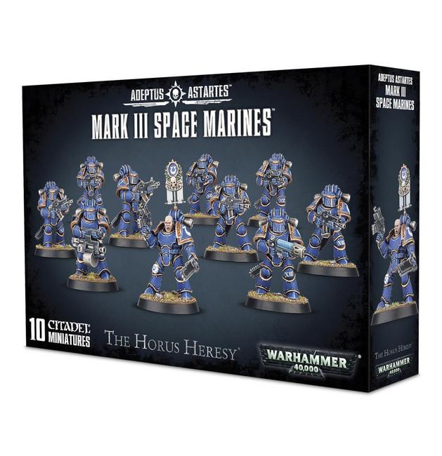01-05 Mark III Space Marines