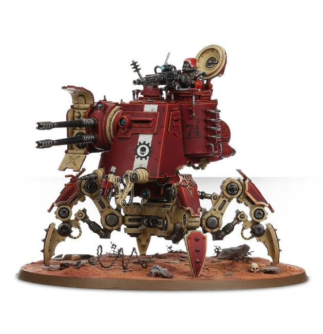 59-13 Adeptus Mechanicus Onager Dunecrawler