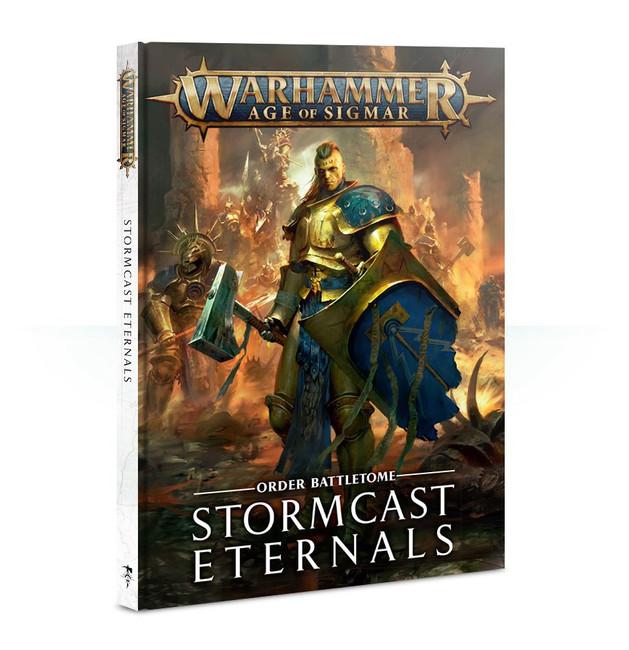 96-01 Battletome: Stormcast Eternals