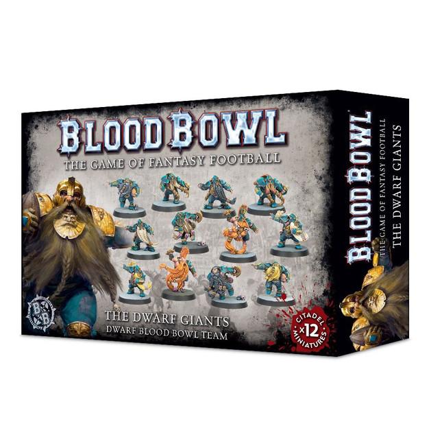 200-17 Blood Bowl: The Dwarf Giants