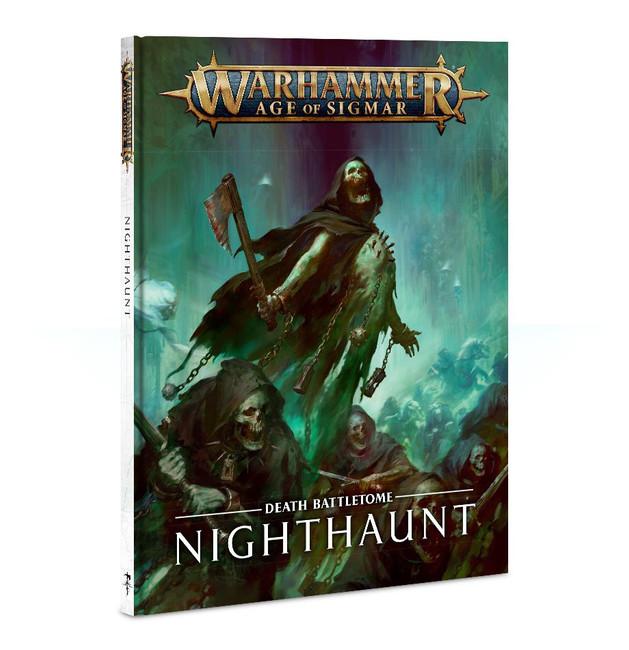 91-14 Battletome: Nighthaunt