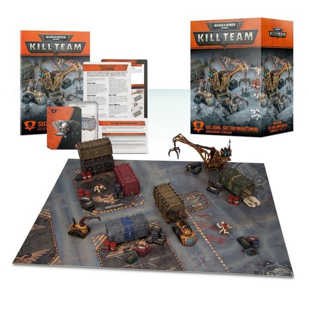 102-30-60 WH 40K KillZone: Sector Munitorum