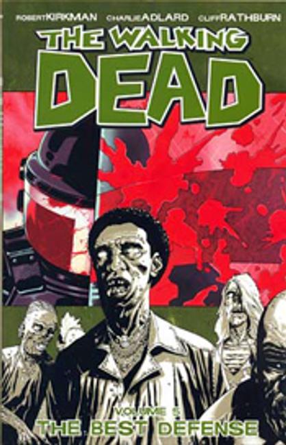WALKING DEAD TP VOL 05 BEST DEFENSE