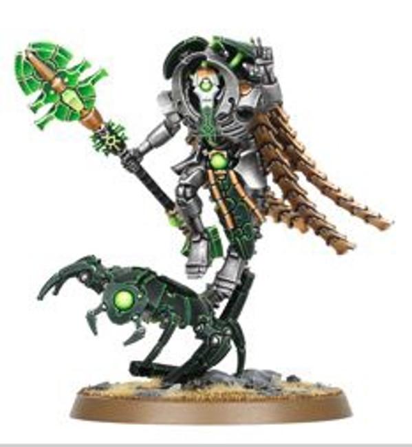 49-22 Necron Cryptek