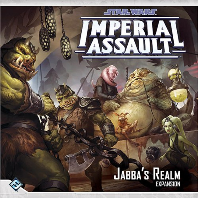 Imperial Assault: Jabbas Realm