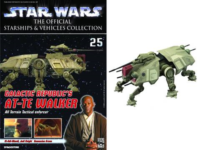Star Wars The Official Starships & Vehicle Collection #25