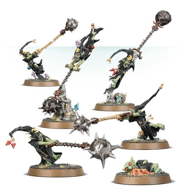 89-24 Gloomspite Gitz Fanatics