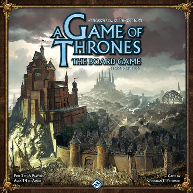 A Game of Thrones : The Board Game