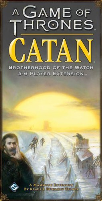 Catan A Game of Thrones 5-6 Player Extension