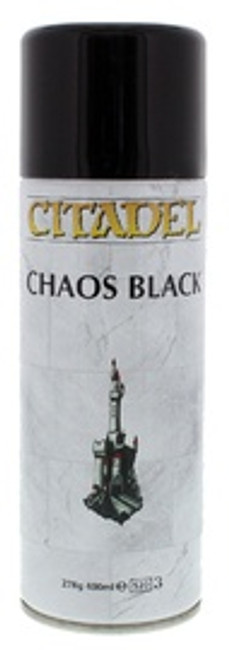 62-02 Chaos Black Spray 2015