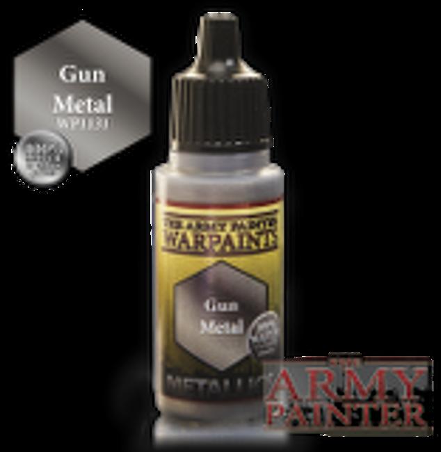 Gun Metal paint pot