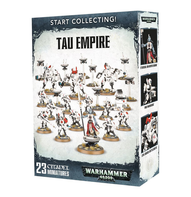 70-56 Start Collecting! Tau Empire 2017