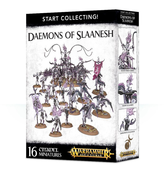 70-73 Start Collecting! Daemons of Slaanesh