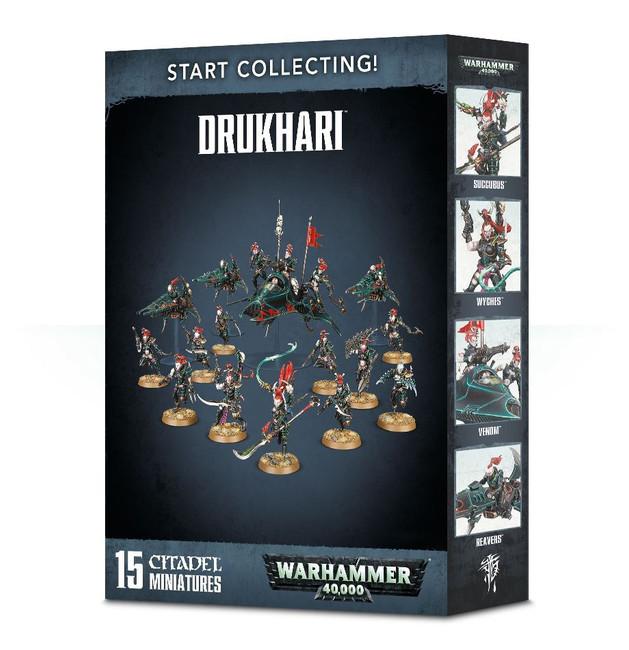 70-45 Start Collecting! Drukhari 2018