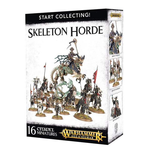 70-94 Start Collecting! Skeleton Horde