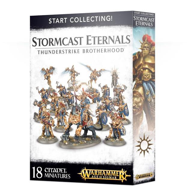 70-99 Start Collecting! SCE Thunderstrike Brotherhood