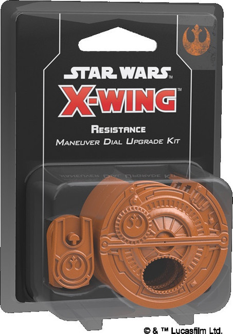 2nd Edition Resistance Maneuver Dial Upgrade Kit
