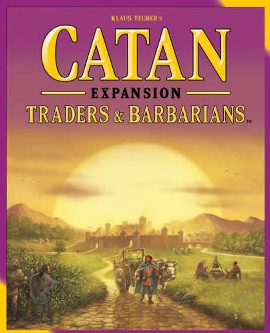 Catan Traders & Barbarians 5th Edition
