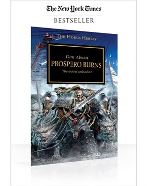 HH: Prospero Burns PB