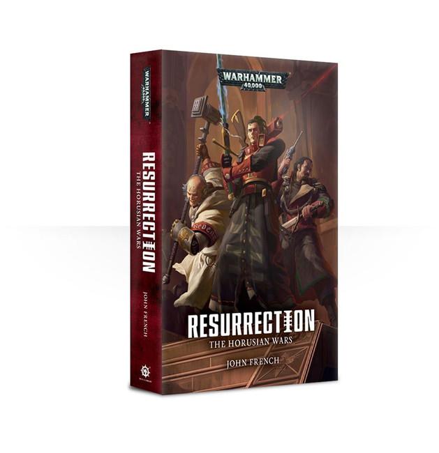 Resurrection: The Horusian Wars PB