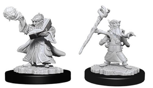 Gnome Wizard Male