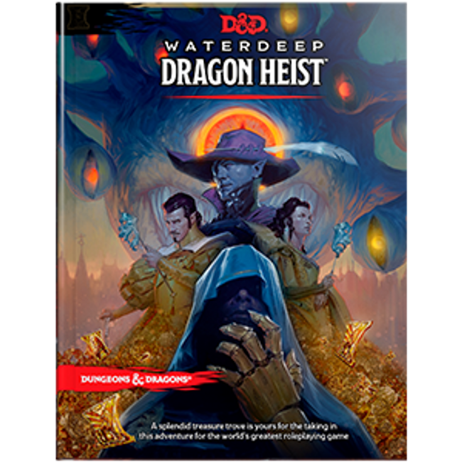 Dungeons and Dragons Waterdeep: Dragon Heist