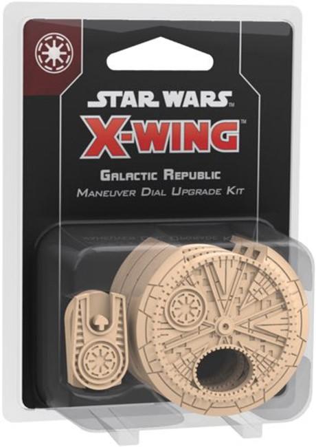 2nd Edition Galactic Republic Maneuver Dial Upgrade Kit