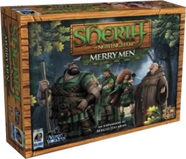 Sheriff of Nottingham Merry Men Expansion