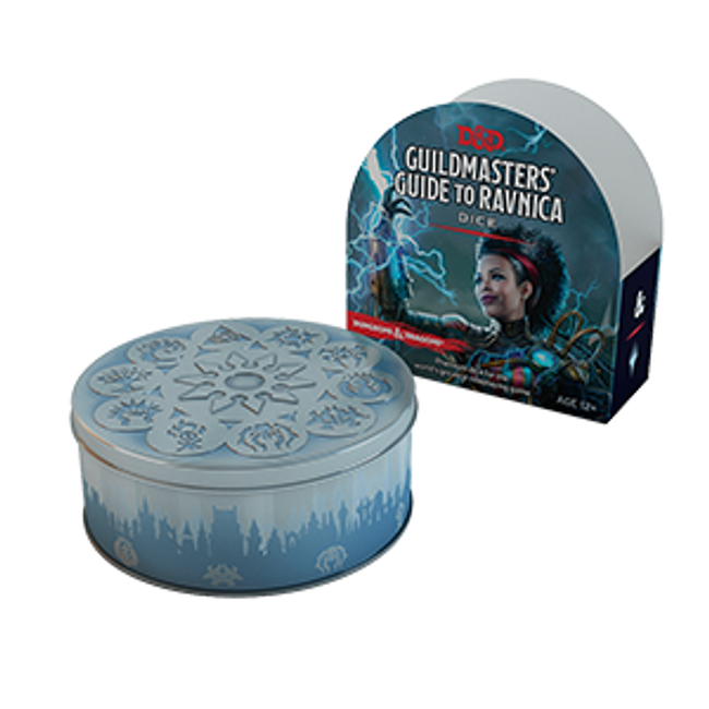 Dungeons & Dragons: Guildmasters Guide to Ravnica Dice Set