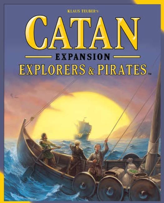 Catan Explorers & Pirates 5th Edition
