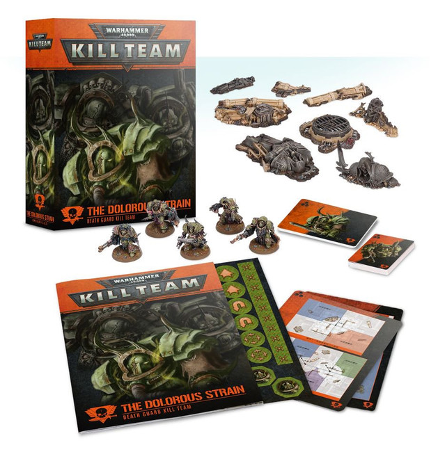 102-53-60 Kill Team: Dolorous Strain