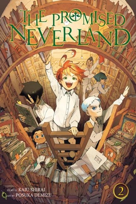 Promised Neverland Vol 2
