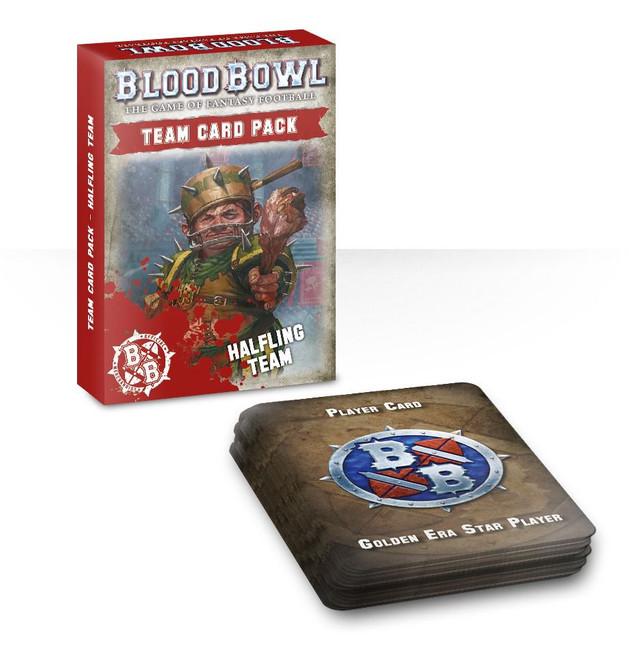 200-60-60 Blood Bowl: Halfling Team Card Pack