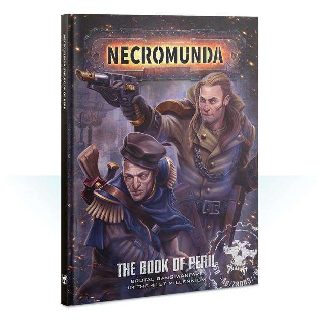 300-33-60 Necromunda: The Book of Peril SB
