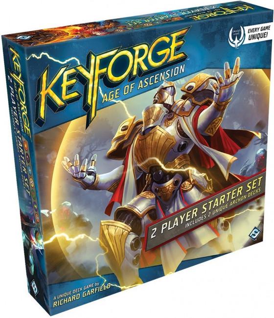 Keyforge: Age of Ascension 2 Player Starter Set - PRE Order