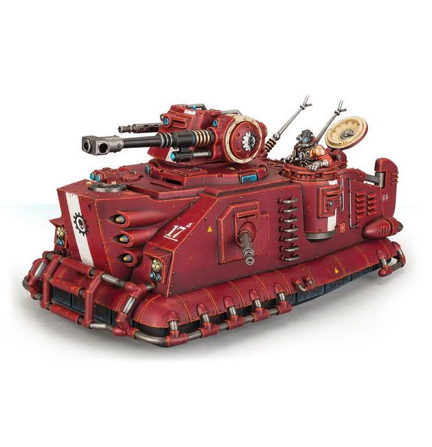 59-20 Adeptus Mechanicus Skorpius Disintegrator