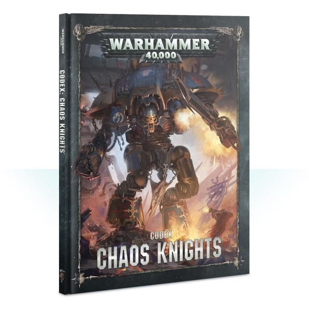 43-18-60 Chaos Knights Codex HC