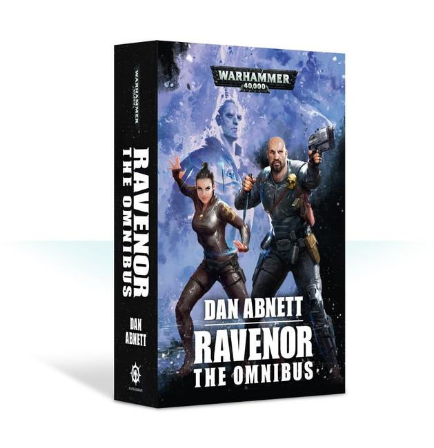 BL2716 Ravenor: The Omnibus PB