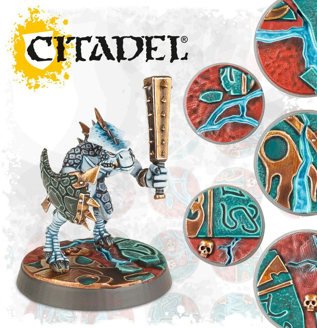 66-96 AOS: Shattered Dominion: 25 & 32mm Round Bases