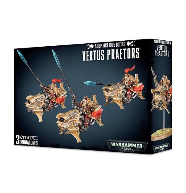 01-12 Adeptus Custodes Vertus Praetors